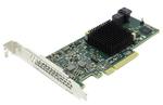 LSI HBA SAS9300-4i (H5-25473-00) (PCI-E 3.0 x8, LP) SGL SAS12G, 4port(1*miniSAS HD, 1*intSFF8643), каб. Отдельно (аналог LSI00190/H5-25211-01)