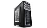 Корпус Deepcool KENDOMEN TI, без БП, боковое окно, черный, ATX, белая подсветка