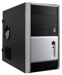 Mini Tower InWin EMR006 450W RB-S450HQ7-0 H U2.0*2+A(HD) mATX Black