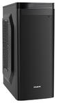 Корпус Zalman T5, ATX Mini Tower, без БП, 189(Ш) x 428(В) x 364(Г) мм, черный, Micro ATX/ MINI-ITX, совместим с видеокартами до 300мм, отсеки 5.25х1, 3.5х2, 2.5х3, USB 2.0x1, USB 3.0x1