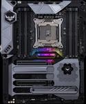 ASUS TUF X299 MARK 1, LGA2066, X299, 8*DDR4 , SLI+CrossFireX, SATA3 + RAID, Audio, Gb LAN*2, USB 3.1*11, USB 2.0*4 , ATX ; 90MB0U00-M0EAY0
