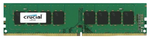 Crucial by Micron  DDR4   8GB  2400MHz UDIMM (PC4-19200) CL17 DRx8 1.2V (Retail)