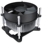 Кулер DEEPCOOL CK-11508 LGA-1150/1155/1156 (80шт/кор, TDP 65W, вент-р 92мм, 2200RPM,25dBa) BOX