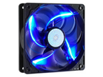 Вентилятор для корпуса SickleFlow 120 Blue (R4-L2R-20AC-GP) 20x120x25 мм, 19 dBA, 3 пин, 2000 об/мин., 69.69 CFM, синяя подсветка, потребляемая мощность 4,2 Вт