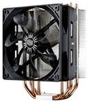 CPU Fan Hyper 212 EVO(RR-212E-16PK-R1) <retail, для Intel(LGA1366/1156/1155/775)и AMD(FM1/AM3+/AM3/AM2),TDP 180 Вт,4 heat pipe, 4 пин,PWM,600-1600 об/м,9-31dBA,24.9-66.3 CFM,Long Life Sleeve bearing>