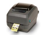 TT Printer GX420t; 203dpi, EU and UK Cords, EPL2, ZPL II, USB, Serial, Centronics Parallel