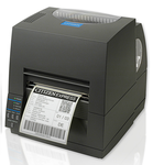 TT Citizen CL-S631G, 300 dpi, dark grey, RS232, USB