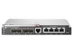 HP Ethernet Blade Switch 6125G, 16х1Gb downlinks, 4x1Gb(RJ45), 2xSFP(1Gb)/IRF(10Gb), 2x1Gb SFP, 1xMang(RJ45)