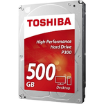 "Toshiba Desktop P300 3.5"" HDD SATA-III     500Gb, 7200rpm, 64MB buffer"