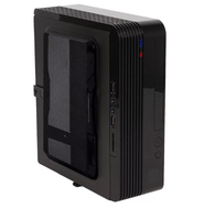 Системный блок AniksTD SH5 (Intel i3-8100, H310N, DDR4 8Gb, Hdd 500Gb, Ssd 120Gb, mini ITX 200W, Win 10 Pro)