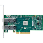 Mellanox ConnectX®-3 Pro EN network interface card, 10GbE, dual-port SFP+, PCIe3.0 x8 8GT/s, tall bracket, RoHS R6