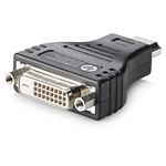 HP HDMI to DVI Adapter F5A28AA