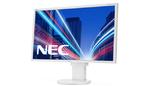 """NEC 21.5"""" EA224WMi LCD S/Wh ( IPS; 16:9; 250cd/m2; 1000:1; 6ms; 1920x1080; 178/178; D-Sub; DVI-D; HDMI; DP; USB; HAS 130mm; Tilt; Swiv 170/170; Pivot; Human Sensor; Spk 2х1W )"""