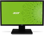 """ACER 21.5"""" V226HQLBBD LED, 1920x1080, 5ms, 200 cd/m2, 100M:1, VGA + DVI (w/HDCP), Black Matt"""