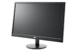 """23,6"""" AOC E2470SWDA 1920x1080 TN LED 16:9 5ms VGA DVI 10M:1 170/160 250cd Speakers Black"""