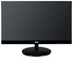 "27"" AOC I2769VM 1920x1080 IPS LED 16:9 5ms VGA DVI 2*HDMI DP MHL 50M:1 178/178 250cd Speakers Black/Silver"