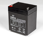 IRBIS VRLA-AGM battery general purpose/for UPS - BLP12-5.0, 12V/5AH, F1 terminal