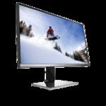 "25"" AOC Q2577PWQ 2560x1440@60Hz IPS W-LED 16:9 5ms D-Sub DVI HDMI MHL DP 50M:1 178/178 350cd Speakers HAS Pivot Silver-Black"