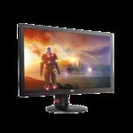 "27"" AOC Gaming G2770PF 1920x1080@144Hz TN LED 16:9 1ms D-Sub DVI HDMI DP 4xUSB2.0/USB3.0 80M:1 170/160 300cd HAS Pivot Tilt Swivel Speakers Black-Red"