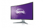 "BENQ 32"" EX3200R VA LED, изогнутый, 1920х1080@144Hz, 12(4)ms, 300cd/m2, 20M:1, 178°/178°, HDMI,  DP1.2, miniDP, HAS, Metallic Grey"