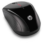 Mouse HP Wireless X3000 (Black) cons
