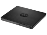 HP USB External DVDRW Drive cons