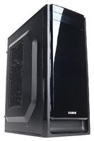 """Корпус Zalman T2 Plus <MiniTower, micro-ATX/mini ITX, без БП, размеры 189(Ш)х427.5(В)х348(Г)мм, 3.5""""х2, 2.5""""х3, 5,25""""х1, 120мм вентилятор спереди, USB 3.0 и 2.0, вен (существенное повреждение коробки)"""
