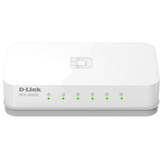 D-Link DES-1005C/A1A, 5-port UTP 10/100Mbps Auto-sensing, Stand-alone, Unmanaged Palm-top Fast Ethernet Switch