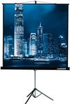Экран на штативе Master View  1:1 (180х180), рабочая область (174х174), MW FiberGlass