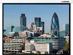 Экран моторизированный Master Сontrol  1:1 (180х180), рабочая область (174х174), MW FiberGlass