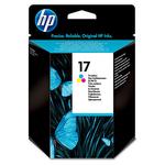 Cartridge HP 17 к DJ 816C/825C/840C/843C/845C ,color (15ml)