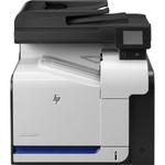 HP LaserJet Pro MFP M521dw (p/c/s/f, A4, 1200dpi, 40ppm, 256Mb, 2trays 100+500, ADF 50, Duplex, USB/GigEth/WiFi, color LCD TS,  1y warr)