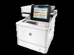 HP Color LaserJet Enterprise MFP M577f (p/c/s/f, A4, 1200 dpi, 38(38)ppm, 1,75Gb, 320Gb encr, 2trays 100+550, ADF 100, Duplex, Stapler, USB/GigEth/FIH, color LCD TS,repl.CD645A)
