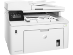 HP LaserJet Pro MFP M227fdw (p/c/s/f, A4, 1200dpi, 28ppm, 256Mb, 2 trays 250+10, Duplex, ADF 35 sheets, USB/Eth/WiFi/NFC, Flatbed, white, Cartridge 1600 pages in box, 1 warr, repl. CF485A)