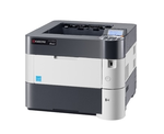 Kyocera ECOSYS P3055dn (A4, 55 стр/мин, 1200 dpi, 512Mb, дуплекс, USB 2.0, Network)