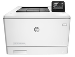 HP Color LaserJet Pro M452nw Printer (A4,600x600dpi,27(27)ppm,ImageREt3600,128Mb, 2trays 50+250,USB/GigEth/WiFi, ePrint, AirPrint, PS3, 1y warr, 4Ctgs1200pages in box, repl.CE956A)