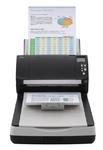 Fujitsu scanner fi-7280 (flatbed, CCD, A4, long document to 210x5588 mm, 600 dpi, 80 ppm/160 ipm, ADF 80 sheets, Duplex, 1 y warr)
