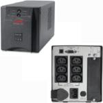Smart-UPS 750VA/500W, Input 230V/Output 230V, Interface Port DB-9 RS-232, USB, SmartSlot, PowerChute, BLACK