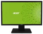 """ACER 21.5"""" V226HQLbd LED, 1920x1080, 5ms, 250 cd/m2, 170°/160°, 100M:1, D-Sub, DVI, VESA(100x100),Black (незначительное повреждение коробки)"""