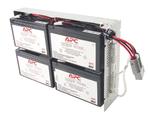 Battery replacement kit for  SUA1000RMI2U, SU1000RM2U, SU1000RMI2U (сборка из 4 батарей в металлическом поддоне)