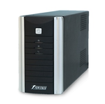 Powerman UPS Black Star 600VA/360W, AVR, Out: 3xShuko, Black*BlackStar600