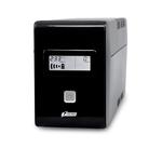 Powerman UPS  Smart Sine 600VA/360W, 220V, Line-Interactive, LCD, Tower, Out: 2xShuko, Black*SmartSine600