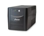 Powerman UPS BackPro 1000VA/600W, AVR, Out: 4xShuko, Black