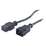 APC PWR CORD, 16A, 100-230V, 0,6 m, C19 TO C20