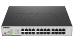 D-Link DGS-1100-24P/B2A, 12-port 10/100/1000Base-T PoE + 12-port 10/100/1000Base-T EasySmart switch 12-port 10/100/1000Base-T PoE + 12-port 10/100/1000Base-T IEEE802.3af/802.3at(1-12 ports),Total PoE