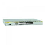 Allied telesis 12x 10/100/1000/10G-T, 4x SFP+, Intelligent Switch, STK, EU Power Cord