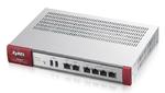 ZyXEL USG 60 Центр безопасности для малого офиса 4x LAN/DMZ, 2x WAN, UTM Bundle c подпиской (AS,AV,CF,IDP) на 1 год