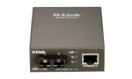 D-Link DMC-F15SC/A1A, Fast Ethernet Twisted-pair to Fast Ethernet Single-mode Fiber (15km, SC) Media Converter