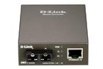 D-Link Fast Ethernet Twisted-pair to Fast Ethernet Single-mode Fiber (30km, SC) Media Converter Module