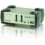 ATEN 2 Port USB2.0 KVMP Switch with OSD.